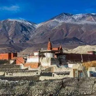 西藏与尼泊尔边境的神秘王国,封闭了600多年,未经许可不得进入