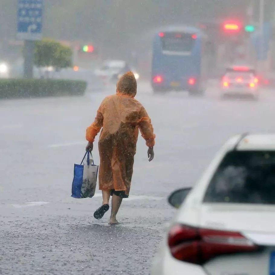 这天气疯了!莆田要降温10℃,还有狂风暴雨